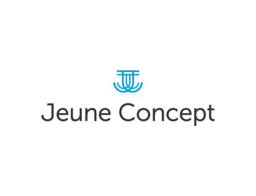 Jeune Concept – startup branding