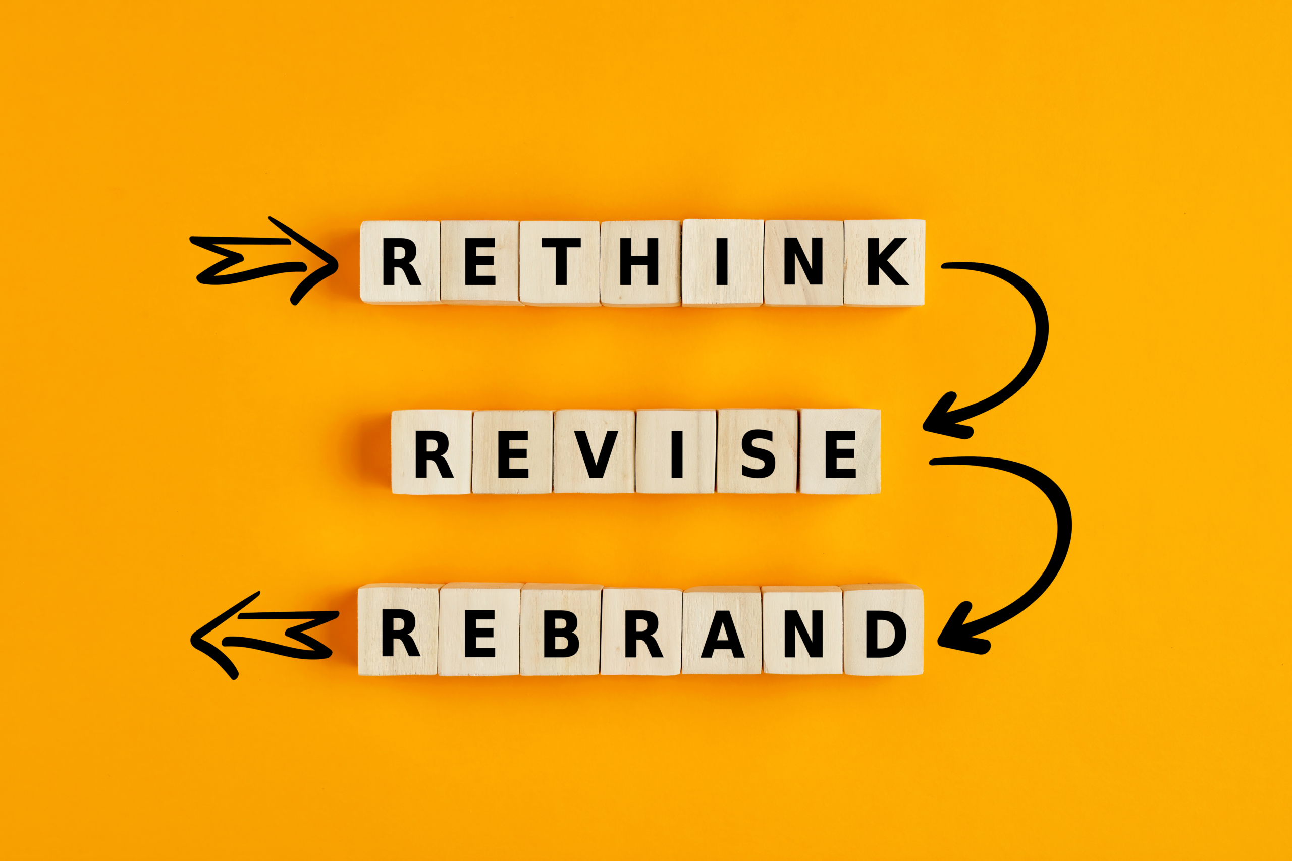 Rebrand your business
